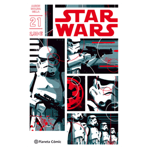 Comic Star Wars nº 21