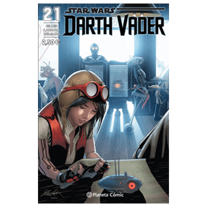 Comic Star Wars: Vader nº 21