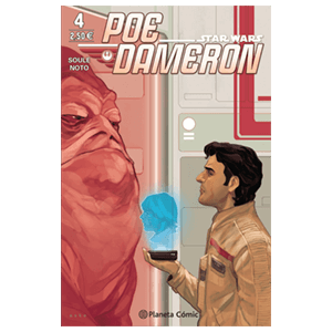 Star Wars: Poe Dameron nº 4