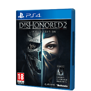 Dishonored 2 Edición Limitada