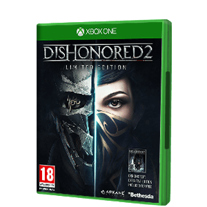 Dishonored 2 Edición Limitada