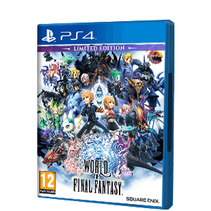 World of Final Fantasy Edición Limitada