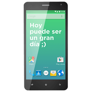 "Smartphone Primux Kappa P500 5"" IPS Quad Core 1Gb+8Gb Android 6.0"
