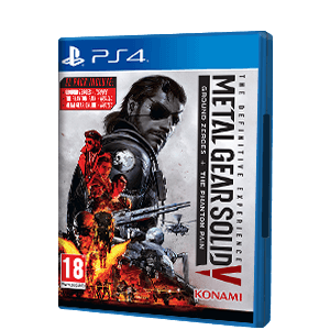 Metal Gear Solid V: The Definitive Edition
