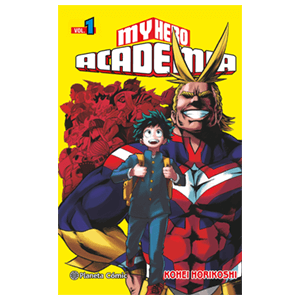 My Hero Academia nº 1