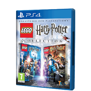Lego Harry Potter Collection Playstation 4 Game Es