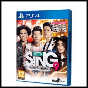 Let's Sing 9 Versión Española