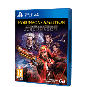 Nobunagas Ambition Sphere of Influence Ascension