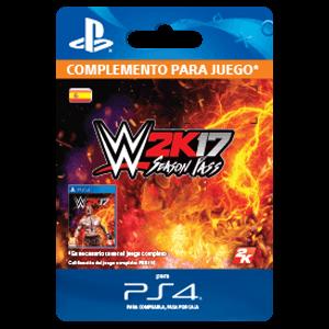 WWE 2K17 Season Pass PS4