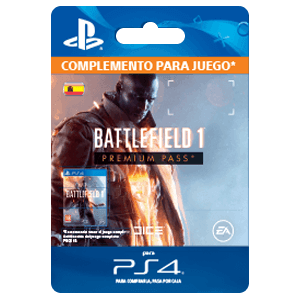 Battlefield 1 Premium Pass PS4