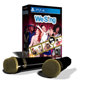 We Sing con 2 Micrófonos