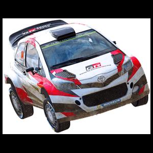 WRC 6 + DLC PS4