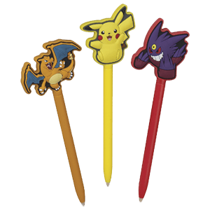 Set 3 Stylus Pokemon DS