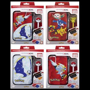 Pack Oficial Pokemon Sol-Luna N3DS