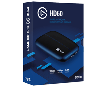 Elgato HD60 Game Capture + Chat Link