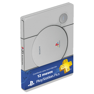 PlayStation Plus 365 dias Steelbook Edition