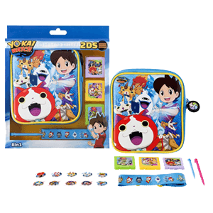 Kit 8 Accesorios 2DS Yo-kai Watch