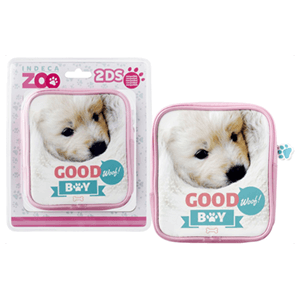 Bolsa 2DS Indeca Zoo OI2016