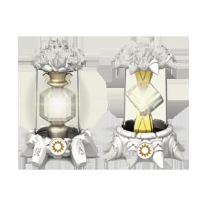 Cristal Skylanders Imaginators: Luz