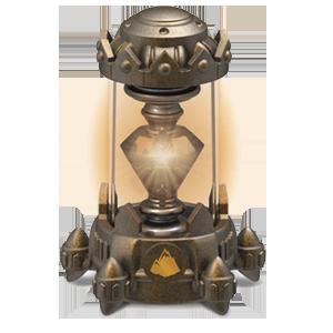 Cristal Skylanders Imaginators: Tierra