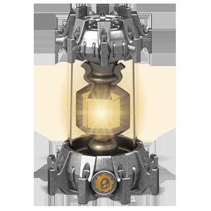 Cristal Skylanders Imaginators: Tecnología