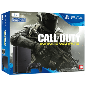 Playstation 4 Slim 1Tb + Call of Duty: Infinite Warfare