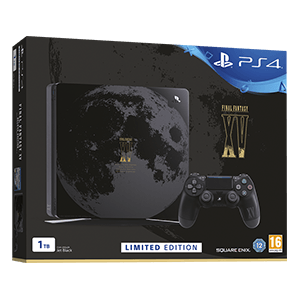 Playstation 4 Slim 1Tb + Final Fantasy XV Special Edition