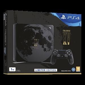 Playstation 4 Slim 1Tb + Final Fantasy XV Special Edition