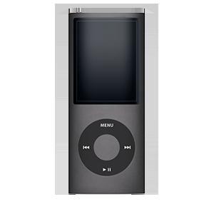 iPod Nano 4ª Gen 16Gb (Gris Oscuro)