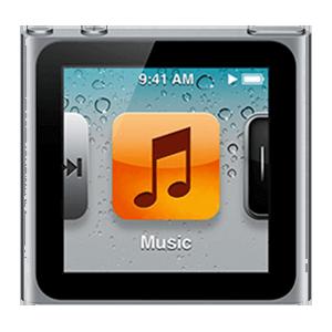 iPod Nano 6ª Gen 8Gb (Plata)