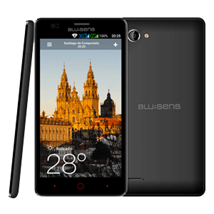 "Blusens Smart Studio5 5"" 1GB+8GB 8Mpx"