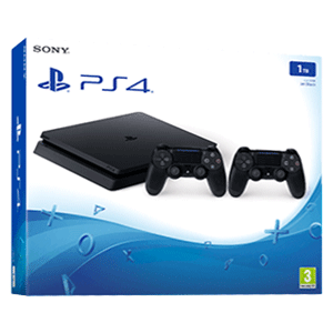Playstation 4 Slim 1 Tb + 2º DualShock 4