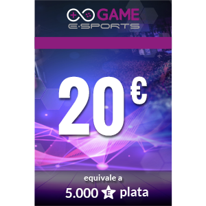 5000 Estrellas Plata eSports