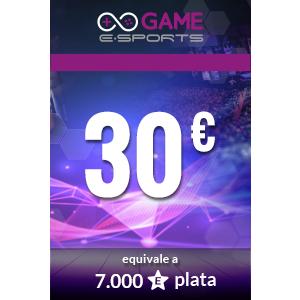 7500 Estrellas Plata eSports
