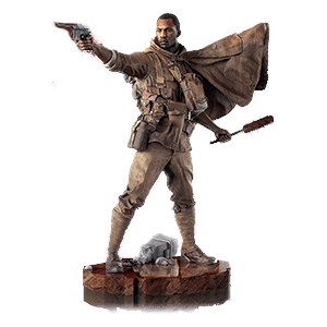 Figura Battlefield 1 Edición Coleccionista