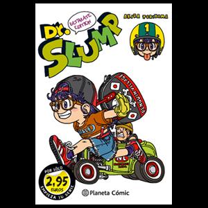 Dr. Slump nº 01