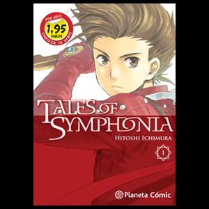 Tales of Symphonia nº 1