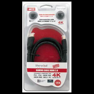 Cable HDMI 3D TV 4K Prolinx SH-2