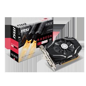 MSI Rx 460 OC 4GB