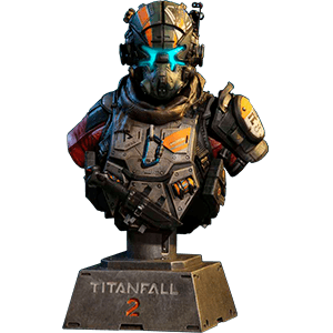 Figura Marauder Titanfall 2 (busto)