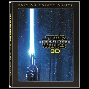 Star Wars: El Despertar de la Fuerza BD 3D