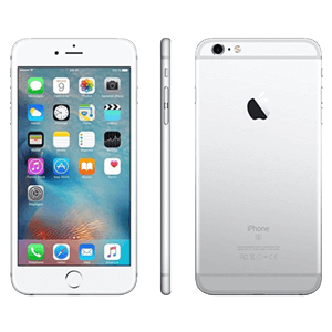iPhone 6s Plus 16gb Plata Libre
