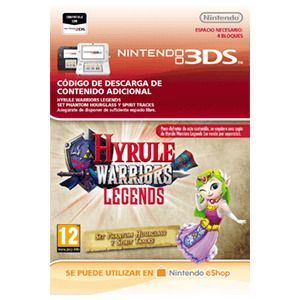 Hyrule Warriors Legends Set Phantom Hourglass y Sp