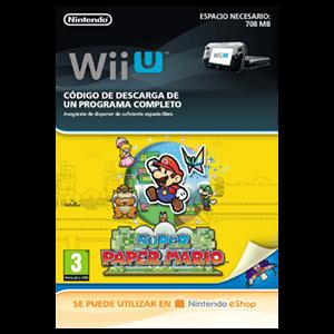 Super Paper Mario - Wii U