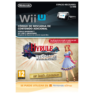 Hyrule Warriors Set Link's Awakening - Wii U