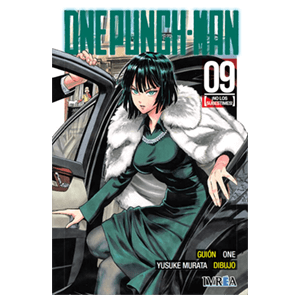 One Punch Man nº 9