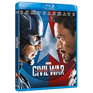Capitán América: Civil War - BD