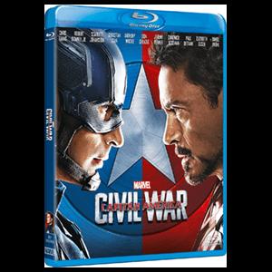 Capitán América: Civil War - BD