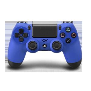 Controller Sony Dualshock 4 Azul Reacondicionado