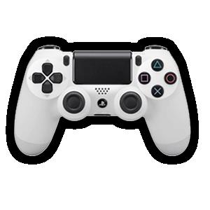 Controller Sony Dualshock 4 Blanco Reacondicionado